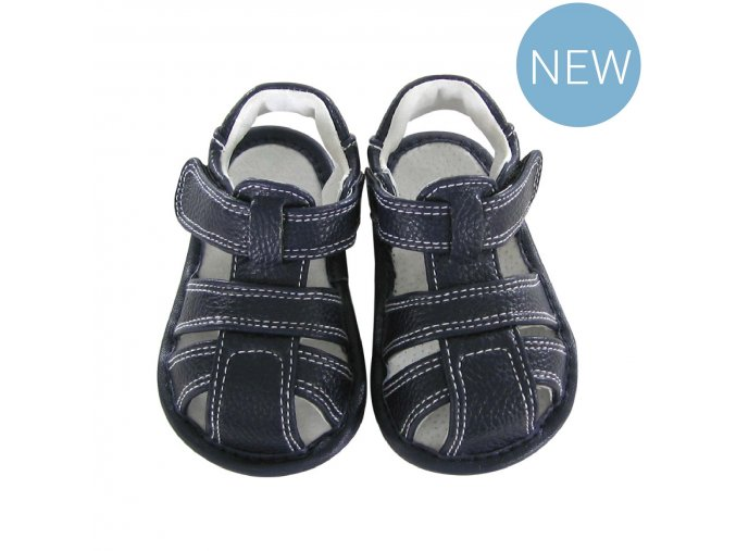 Calder sandal navy - Jack and Lily