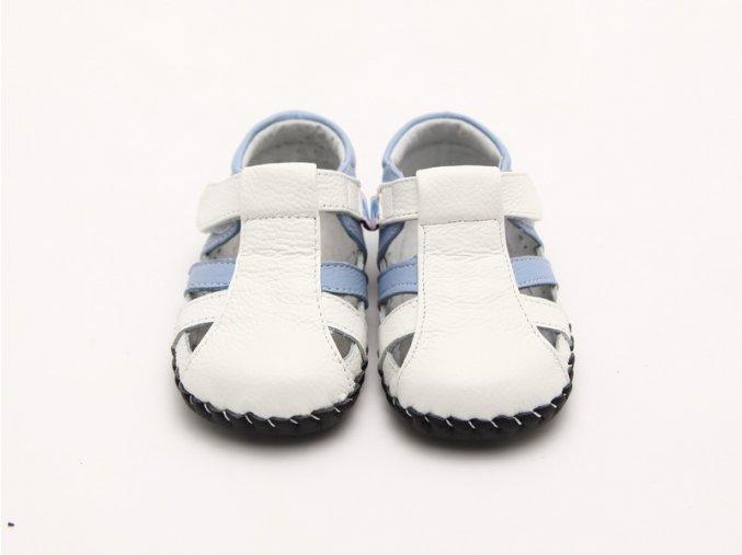 Sandálky - biela - Freycoo
