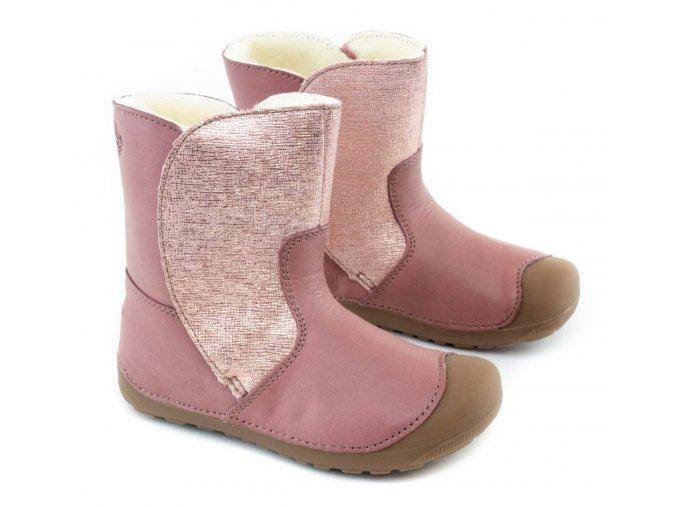 Bundgaard Petit Winter Boots Nostalgia Rose Dupidup1