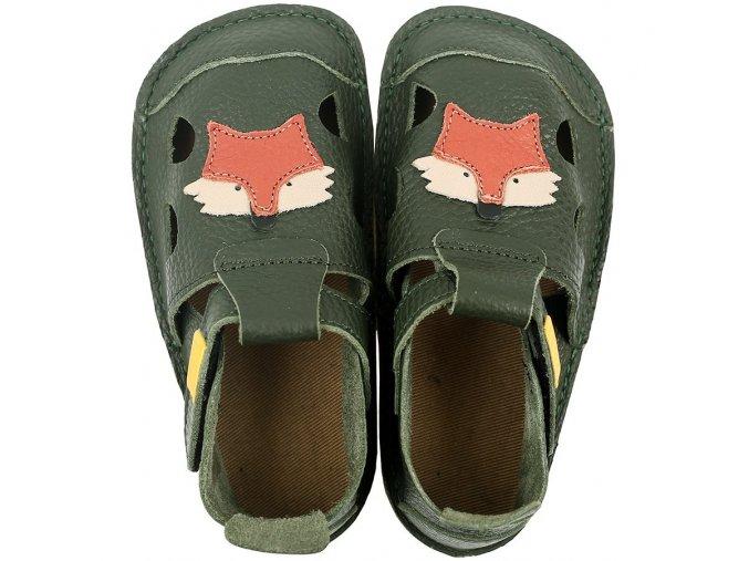 leather barefoot sandals nido felix 18174 4 Dupidup