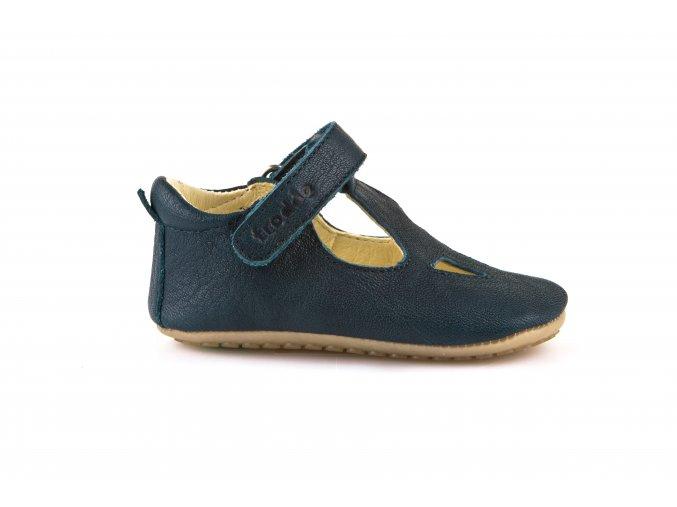 Sandálky Froddo Prewalkers Dark Blue G1130006 2