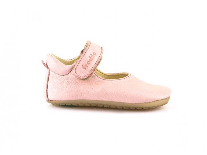 Balerínky Froddo Prewalkers Pink G1140001 1