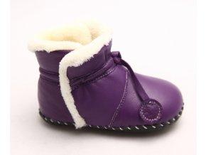 Čižmičky - fialová - Freycoo