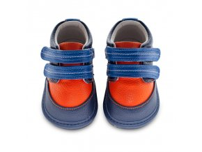 Hayden Court orange/ navy - Jack and Lily