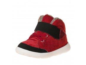 Zimná športová obuv Red - Little Blue Lamb