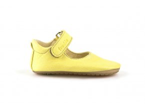 Balerínky Froddo Prewalkers Yellow G1140001 3