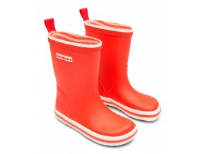 Bundgaard Classic Rubber Boot Blood Orange BG401021 801