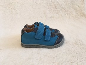 Tenisky Leguan Turquoise M Filii Barefoot 19941 22 4