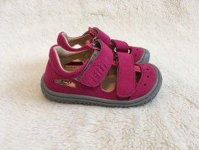 Sandálky Kaiman Vegan Pink W Filii Barefoot V29012 6