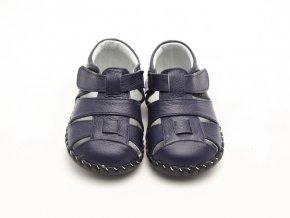 Topánočky - tmavomodrá - Freycoo