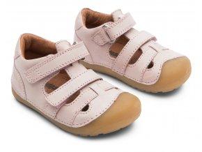 Sandálky Petit Sandal Old Rose Bundgaard Dupidup