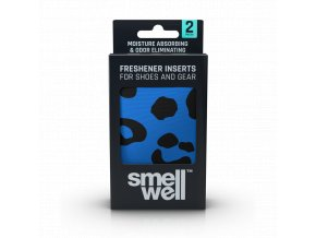 SmellWell Leopard Blue Dupidup