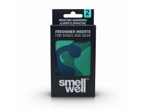 SmellWell Camo Green Dupidup
