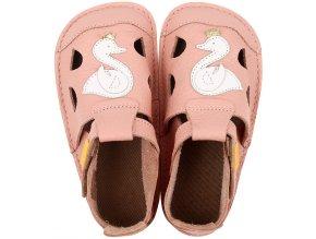 leather barefoot sandals nido sara 18099 4 Dupidup