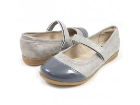 Harper Silver Metallic - Livie and Luca