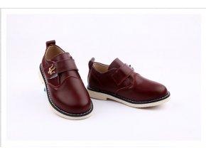 Bordové topánky - Freycoo