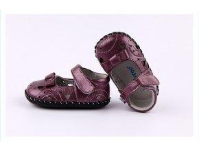 Topánočky - fialová - Freycoo