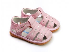 Ružové sandálky - Freycoo