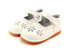 Biele topánočky - Freycoo