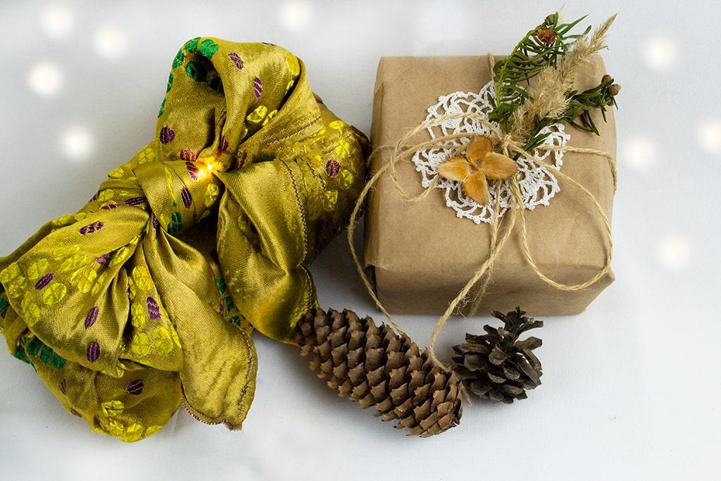 Tipy na balení dárků: Jak zabalit dárek kreativně a ekologicky