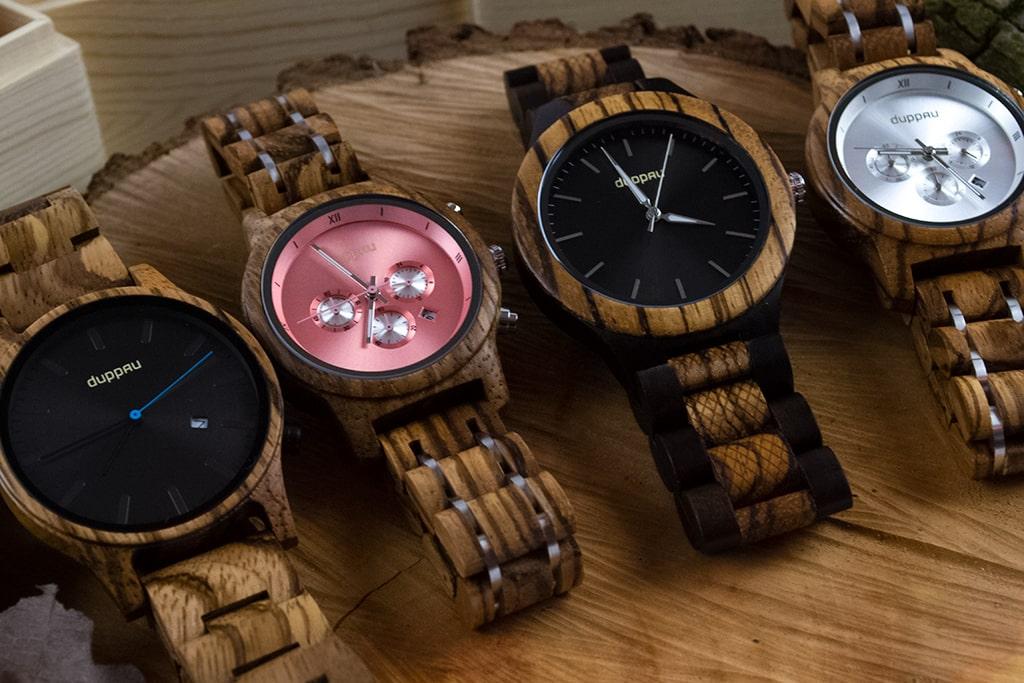 Nová kolekce dřevěných hodinek - Význam jmen