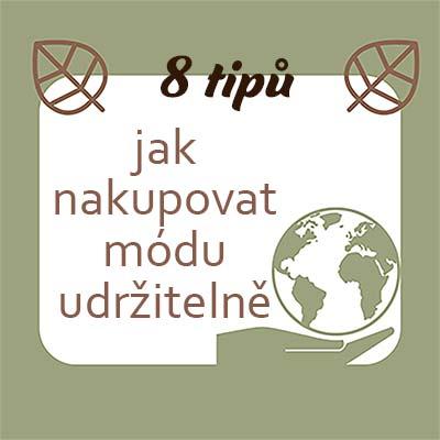 Móda: 8 tipů pro udržitelné nakupování