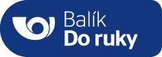 Logo Česká pošta - Balík do ruky