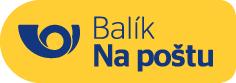 Logo Česká pošta - Balík na poštu