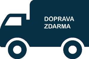 Doprava zdarma v e-shopu duppau.cz