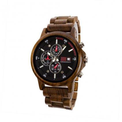 Pánské dřevěné hodinky Duppau Atreus