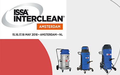 DU-PUY bola na INTERCLEAN 2018