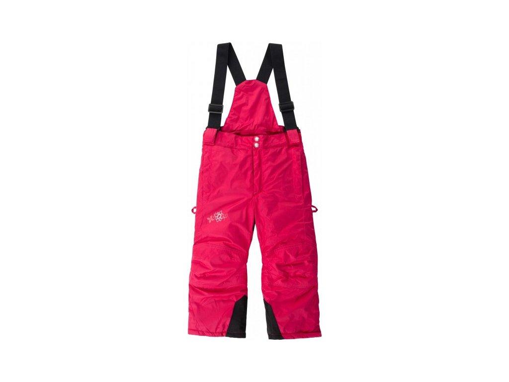 8e7e06301 LOAP TERON dětské zimní kalhoty červené
