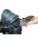 EMITEX rukávník ke kočárku  kožich