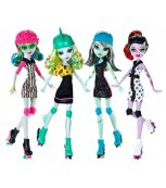MONSTER HIGH SPORT