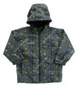 Dětská bunda LOAP REZA L3006 šedá