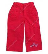 Dívčí plátěné kalhoty LOAP - KADLA L3034