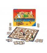 Tajemnice Labyrintu hra- Bláznivé bludiště