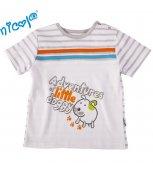 Kojenecké tričko NICOL 0812