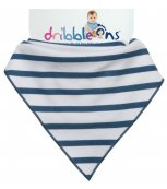 DRIBBLE ONS®Designer Nautical Stripe