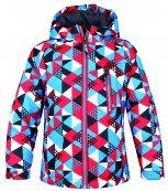 Zimní dětská bunda LOAP L4204 - ALEX modrá