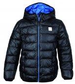 Zimní dětská bunda LOAP L4208 - BERNICE černá