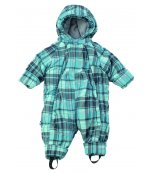 G-mini Zimní kojenecký overal Bill G4205 - modrý