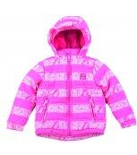 G-mini Zimní bunda s kapucí Boris K4200 růžová