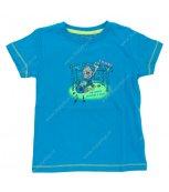 Chlapecké tričko WOLF S2501 modré