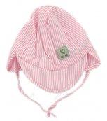 Kšiltovka s krytím oušek PIDILIDI PD406 růžová