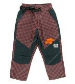 Dětské kalhoty NEVEREST F981 červené