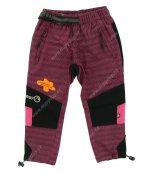 Dětské kalhoty NEVEREST F912N růžové