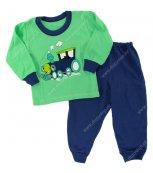 Chlapecké pyžamo Good night zelené