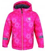 Zimní dětská bunda L4200 - ADAM růžová