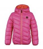 LOAP Dětská bunda BEN L5116 růžová